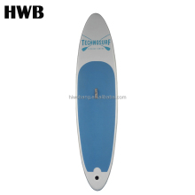 Top selling sup board with stripes pattern paddle,foot pump and repair kit