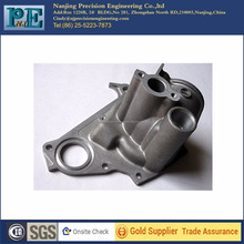 High precision custom iron investment casting automobile parts