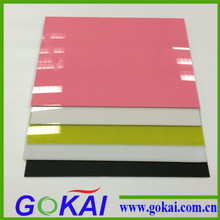 Bright Color acrylic sheets with 4*8ft and 1mm to 50mm