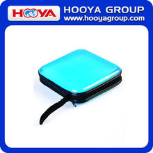 92g 15*15cm blue square plastic CD/DVD case