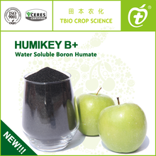 Top Quality Humic Acid With Boron Organic Fertilizer With Growth Hormone-TBIO HUMIKEY B+