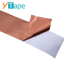 Self Adhesive Conductive Shielding Guitar Pickup Copper Foil Tape