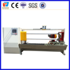 Double knife double shaft cutting machine for all kinds of plastic film, adhesive tape and paper