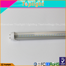 PINK Emergency T8 LED Tube CRI>80 PF>0.9 4000k 1200mm 18w