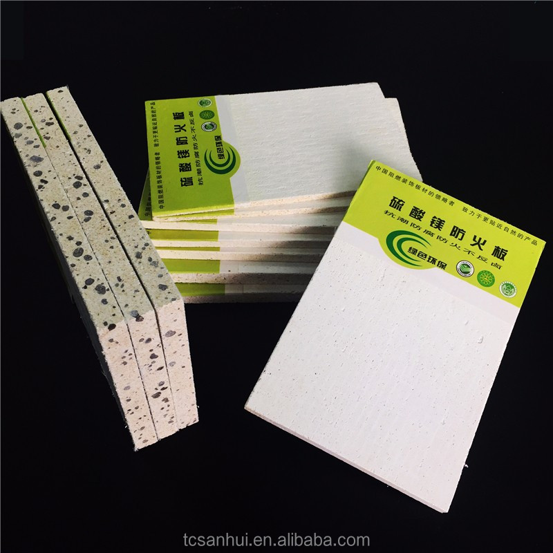 Fireproof building materials / wholesale cheap price magnesium oxide board