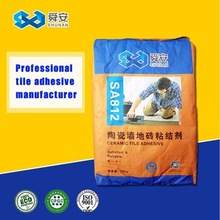 tile adhesive chemical adhesive