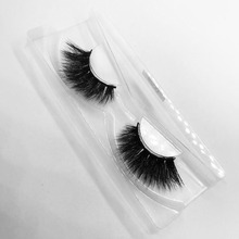 2018New Styles 3D Mink False Eyelashes Top Quality Custom Lashes Packaging Mink Lashes