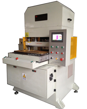 eva sheet die cutting perforating machine