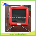 portable solar camping tent lighting with solar cell and led light