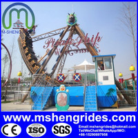 Gaint Crazy Pirate Ship Rides For