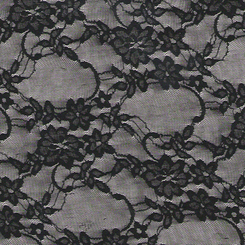 Wholesale Stretch Elastic Lace Fabric