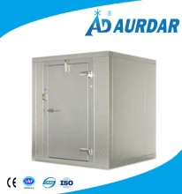 PU panels fast deep refrigerator quick freezer cold room warehouse freeze meat cold storage