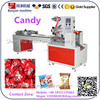 Automatic High speed Pillow seal cotton candy packaging machine, marshmallow candy wrapping machine