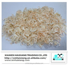 Frozen cooked dried small shrimp for sale
