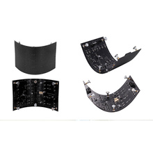 Flexible Led Screen P4 Indoor Soft Led Display Module
