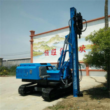 2016 hengwang Pile Driving Machine, Truck Mounted Bored Pile Drilling Rigs