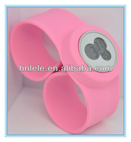 Most popular and Promotional silicone watch