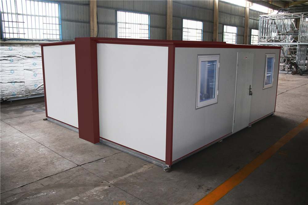 insulated panelized executive mobile new zealand prefabricated folding container house