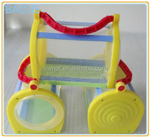 New design colorful plastic insect cage handle plastic pet box for children carrying