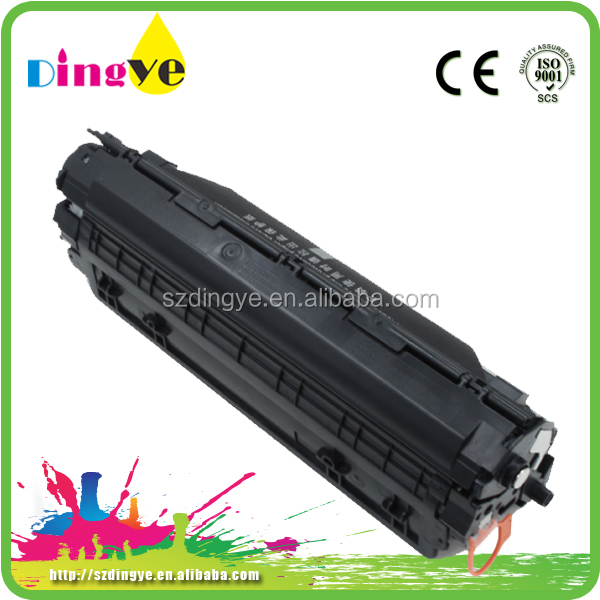 Compatible toner cartridge for canon 328 with reset chip
