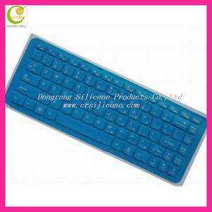 New Style of Factory wholesale Waterproof Silicone Keyboard Cover for Mac Pro