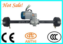 Electric rickshaw spare parts DC brushless motor and controller for india, amthi