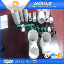 plastic injection mould manufacturing pvc pipe fitting mould pvc hot tub molds made in taizhou custom mold