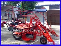 small sugarcane harvester, sugarcane cutting machine
