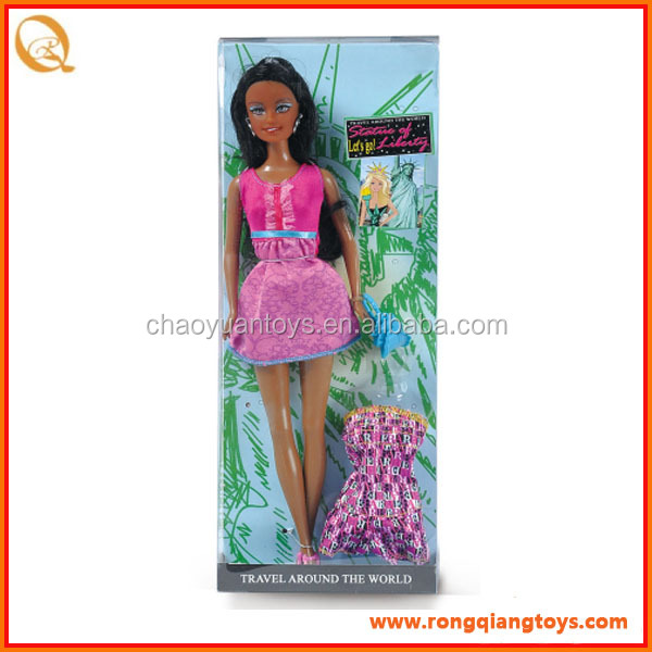 hot selling 11.5 inch plastic mini doll in bulk orient industry dolls for sale DO6471098-10