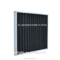 Activated carbon filters/carbon bed depth 30-38mm/grow room carbon filter for system