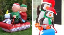 lowes christmas inflatable decoration