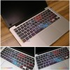 Factory Reasonable Price Computer Removable Decorative Keyboard Skin for Macbook Pro Laptop