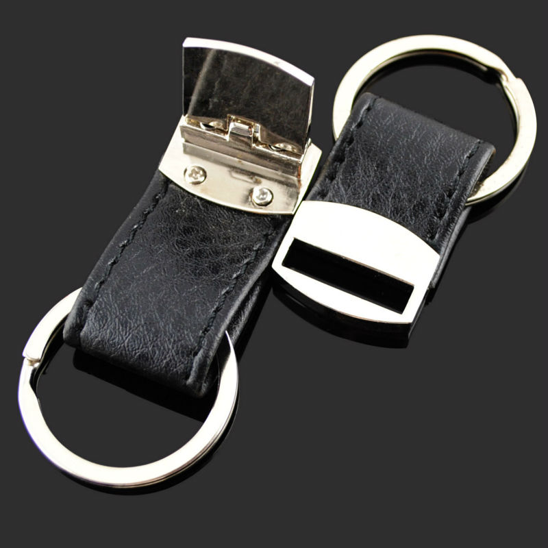 2013 new quick released leather key chain