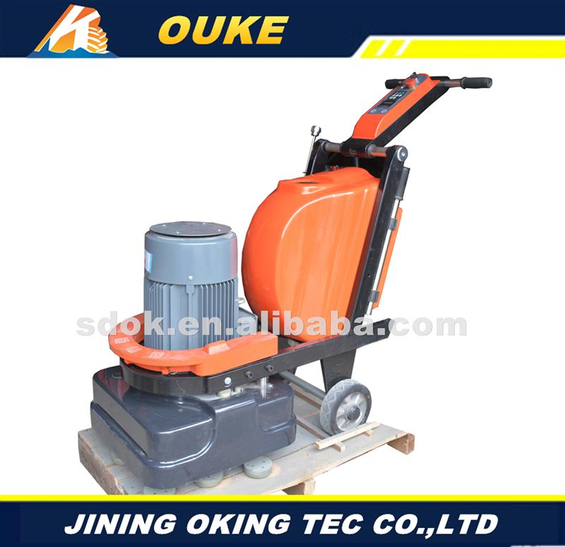 Sale all over China Remove old epoxy paint OK-900C 12 heads granite marble floor polishing machines,
