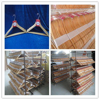 Wooden Hangers and tablewares
