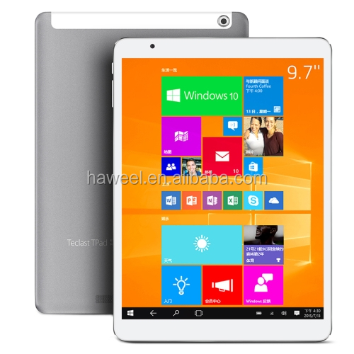 9.7 inch Teclast X98 Pro WiFi Android 5.1 Dual OS Tablet PC Intel Z8500 Quad Core 1.44-2.24GHz 64GB ROM
