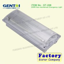 good Quality cheaper 16w fluorescent tube Non Maintained Emergency Light