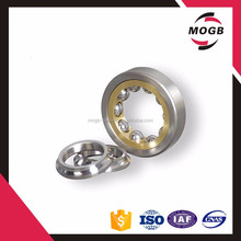 Well-designed angular contact ball plastic thrust bearing size