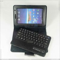 Alibaba China Detachable Wireless Bluetooth Keyboard Case for Samsung Galaxy Tab 2 7.0 P3100 P6200 P-SAMP3100CASE008