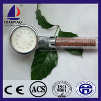 New desing Water saving Negative Ion led ceiling shower head
