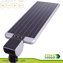 Trade Assurance 30W All in One Solar Powered Landscape Decorative Light