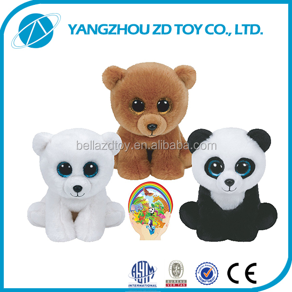 customize stuffed plush doll toy , plush animal pencil case toys