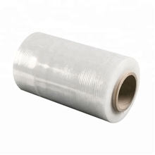 Liying Harga Shrink Wrap Pallet LLDPE Stretch Film Kemasan Baik