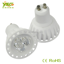 led light jewellery shop spot light for new products 2016 3w LED bulb