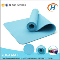 TPE 72*25 inches outdoor play yoga mat, yoga mat anti slip eco, REACH yoga mat