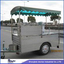 Shanghai HS200D Deft Street Mobile Stainless steel meat cart