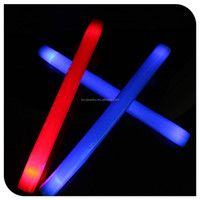 LED Custom Cheering Glow Flashing Foam Stick for Concert Party