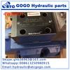 hydraulic proportional valve operated directional control valve