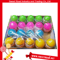 Colorful Egg Shape Spray Candy