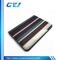 Mix color Book style tablet case